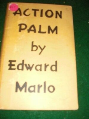 Action Palm - Edward Marlo - First Edition
