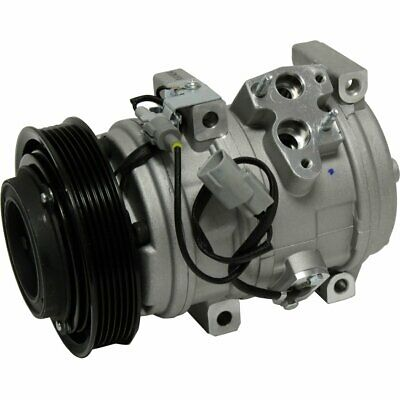 UAC A/C AC Compressor New With clutch for Toyota Camry Highlander CO 28004C