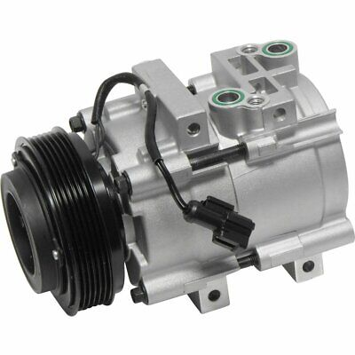 UAC A//C AC Compressor New With clutch for Ford Focus 2004-2007 CO 35110C