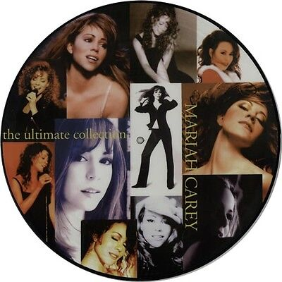 MARIAH CAREY - The Ultimate Collection - 1998 Jap Promo Only Pic Disc Mega Rare
