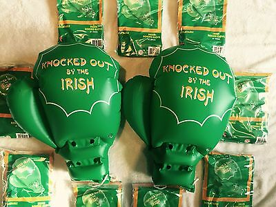 200 Pieces St Patricks Day Job Lot Inflatable Glove 2Ft Tall