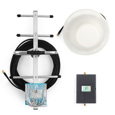 For Verizon LTE 4G 700MHz 65dB Signal Repeater 4G Booster with Yagi Antenna Kit