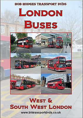 London Buses, West & South West London, DVD