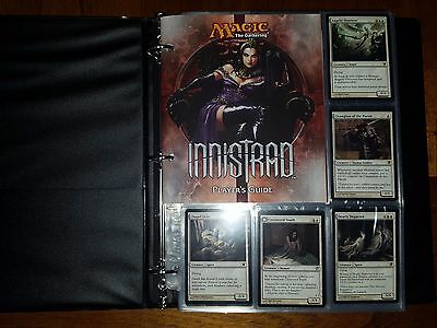 COMPLETE MAGIC THE GATHERING INNISTRAD (original) SET NM/M