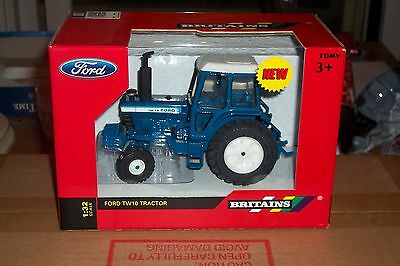 Britains  1;32 Scale Ford Tw 10 2Wd  Tractor  New    Boxed