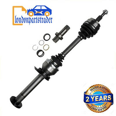 Vw T5 & Multivan 2.5 Tdi Gearbox Shaft Stub Axle & Driveshaft Right / Off Side