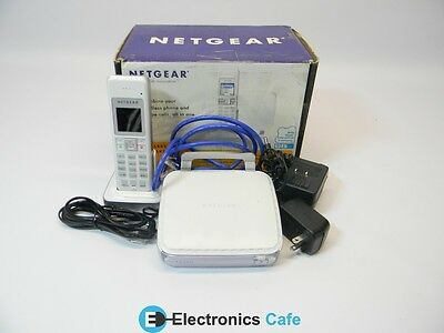 Netgear SPH200D Cordless Internet Phone With Skype