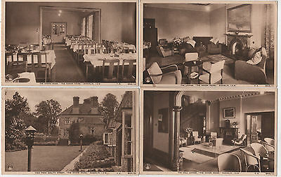 Hotel Postcard The Manor House Shanklin Isle of Wight