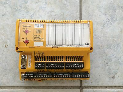 Pilz 301140 PSS SB DI808 Safety Input Module (8IN, 8OUT)