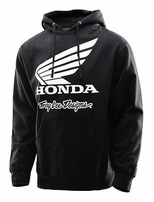 Troy Lee Designs Honda Wing Pullover Hoodie Sweatshirt 731416213 731416215