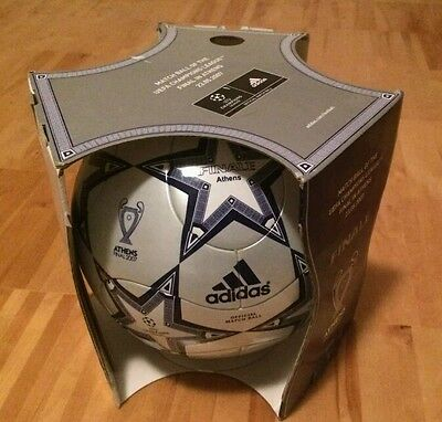 Adidas Champions League Finale 2007 Athens Official Match ball New/Box
