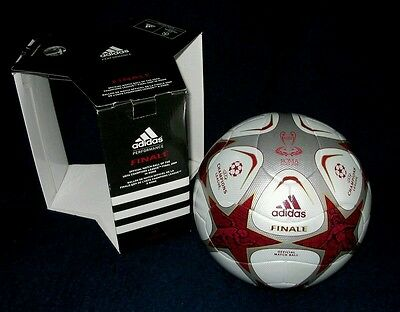 Adidas Champions League 2009 Finale Rome Official Match ball
