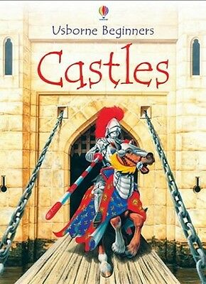 Castles (Usborne Beginners), Good Condition Book, Turnbull, Stephanie, ISBN 9780