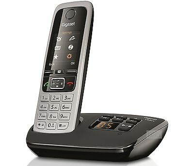 Siemens Gigaset C430A Cordless Phone with Answerphone and Anonymous