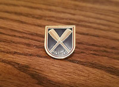 Oxford University Rowing Team Pin
