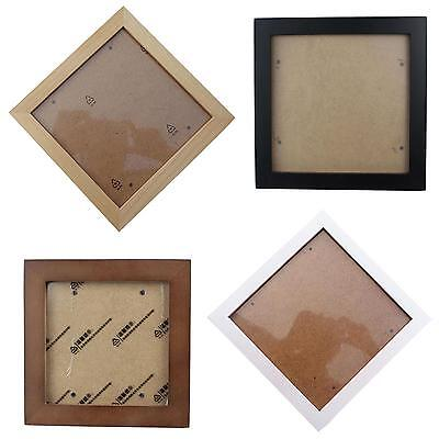 Square Picture Photo Frame Wall Hanging Home Decor Furniture