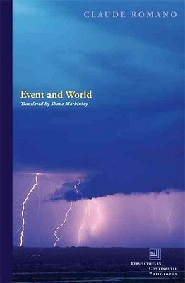 Event and World by Claude Romano Paperback Book (English)