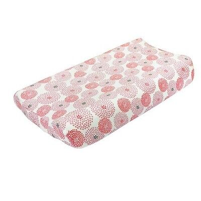 Petit Nest Essentials Change Pad Cover (Pink Floral)