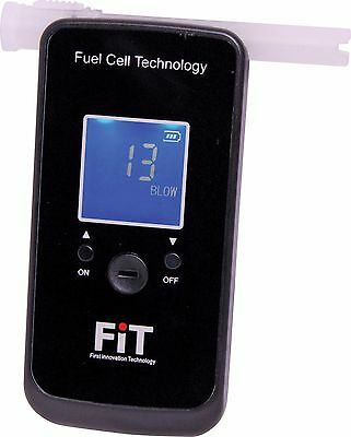 Breathalyser Professional Fuel Cell Alcohol X0400