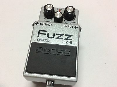 Boss FZ-5 Fuzz Guitar Pedal - FZ5 - Clearance on Everything!