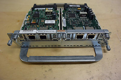 Cisco NM-2V + 2x VIC-2FXS card