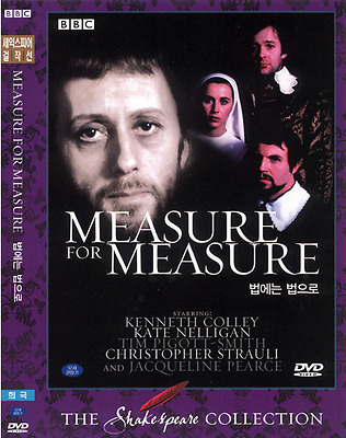 [DVD] BBCThe Measure for measure (2disc)- The Shakespeare Collection