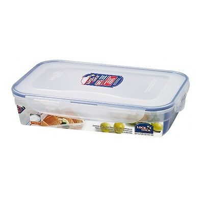 Lock & Lock 2.4 Litre Rectangular Container