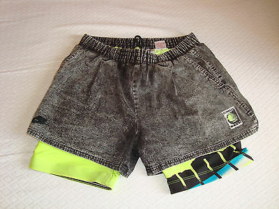 Tennis Shorts Nike Vintage Andre Agassi Us Open 90 Cod.27