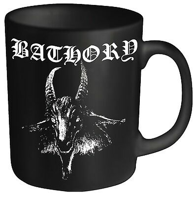Bathory 'Goat' Mug - NEW & OFFICIAL!
