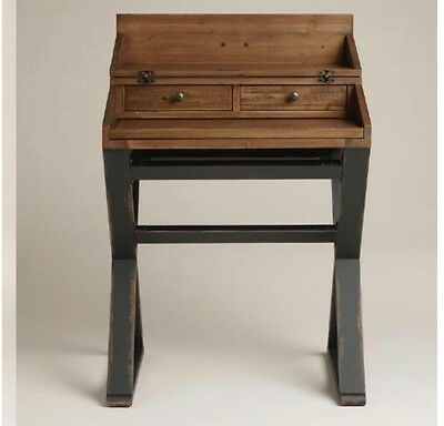 wooden secretary desk -- LOCAL PICK UP ONLY