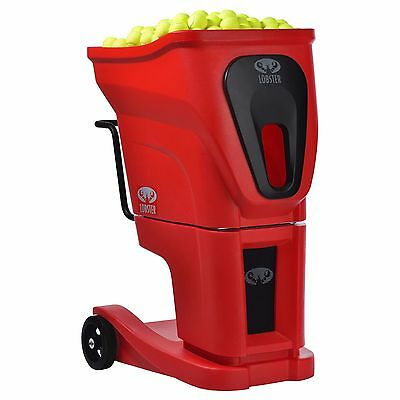 Lobster® PHENOM Tennis Ball Machine | Coaching Equipment | Portable Equipment