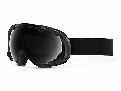 OUT OF Maschera Snowboard Edge Black The ONE Nero