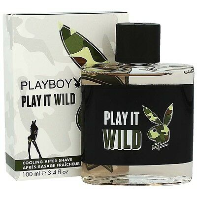 Playboy Play It Wild After Shave 100 ml