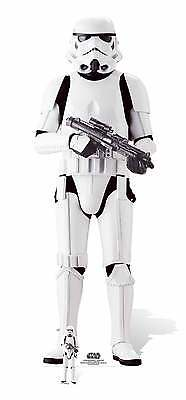 Stormtrooper Rogue One: A Star Wars Story Lifesize and Mini Cardboard Cutout