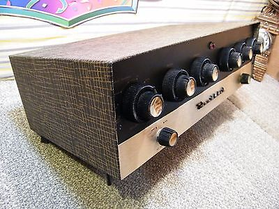 Estate* Vintage Heathkit Sp-2 Tube Preamp   Fully Serviced