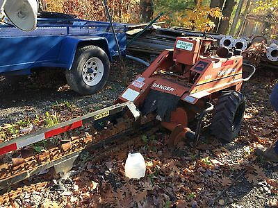 Ditch Witch 1420 Walk Behind Trencher