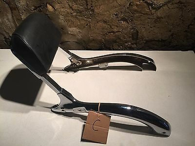 Kawasaki Vulcan EN 500 OEM Sissy Bar / Rails / Backrest (C)