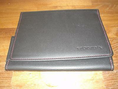 HONDA WALLET CIVIC CRV CRZ JAZZ TYPE R For Owners Manual Handbook Service Book