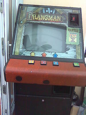Jpm Hangman Quiz Machine
