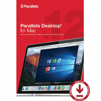 Parallels Desktop 12 for Mac Supports macOS Sierra License Key Delivery By Email