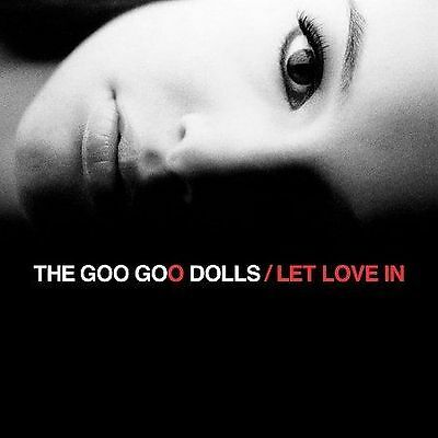 GOO GOO DOLLS Let Love In CD