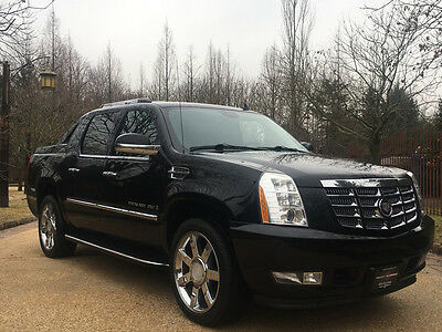 2009 Cadillac Escalade Base Crew Cab Pickup 4-Door ext free shipping warranty clean carfax 1 owner dealer serviced luxury 4x4 cheap