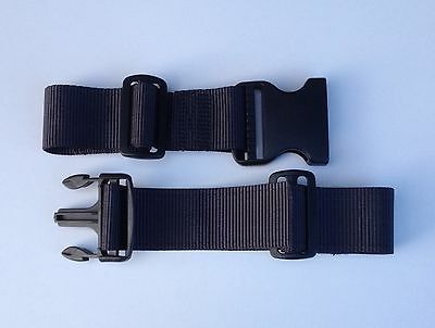 Accordion Back Strap Broad 2 Inch   Clearance Sale