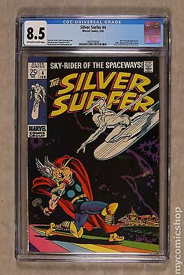 Silver Surfer (1968 1st Series) #4 CGC 8.5 (1465718004)