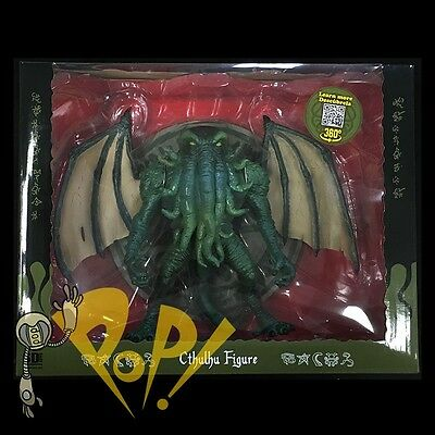 """SD Toys CTHULHU 7"""" Action Figure HP LOVECRAFT New in Box Ship from USA!"""