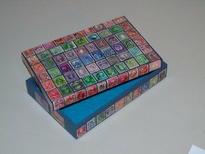 Stamp Pickers WW Real World Stamps Custom Hand Made Box Gorgeous