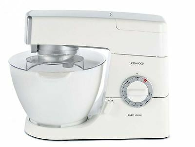 Kenwood KM330 Classic Chef Kitchen Stand Mixer With 800W & 4.6L Capacity - White