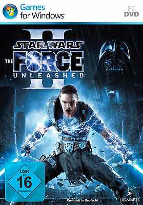 Star Wars: The Force Unleashed 2 - PC (NEU & OVP!)