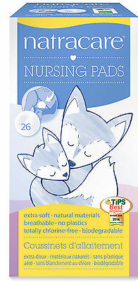 Natracare New Mother - Nursing Pads - 26 count