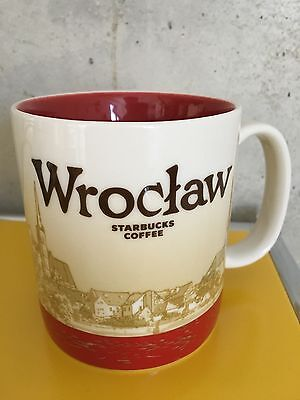 Starbucks * WROCLAW * City Mug GLOBAL ICON SERIE XXL Tasse NEU